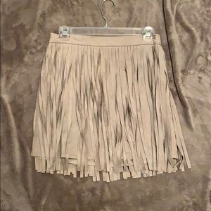 BB Dakota mini skirt size 4